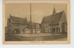 ALLEMAGNE - HESSE - GRIESHEIM - Kasino - Griesheim
