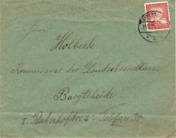 Deutsches Reich - Umschlag Echt Gelaufen Cover Used (A996) - Allemagne