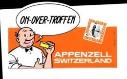 Appenzell Switzerland  Kaas  Lambik Vandersteen - Libros, Revistas, Cómics