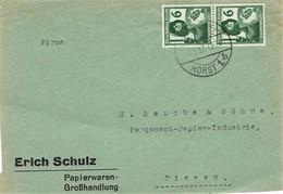 Deutsches Reich - Briefausschnitt / Cover Cut (A1001) - Briefe U. Dokumente