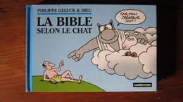 EO LA BIBLE SELON LE CHAT     GELUCK - Geluck