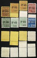 COLIS POSTAUX N° 147 à 154 Neuf N** TB Cote 53,5€ - Paquetes Postales