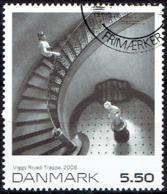 DENMARK # FROM 2008 STAMPWORLD 1511 - Danimarca