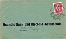 Deutsches Reich - Briefausschnitt / Cover Cut (A1008) - Deutschland