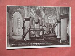 Saint  Sophia Cathedral  Now A Mosque    Nicosia Cyprus    Ref 3758 - Zypern
