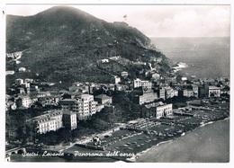IT-3253   SESTRI LEVANTE : Panorama Dall' Aereo - Genova (Genoa)