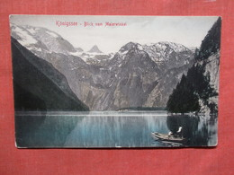 Konigssee Norway    Ref 3758 - Noorwegen