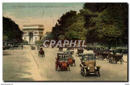 Paris - 16 - Avenue Du Bois De Boulogne - Automobile CPA - Distretto: 16