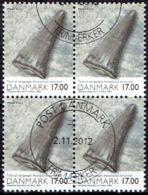 DENMARK # FROM 2009 STAMPWORLD 1529 - Danimarca