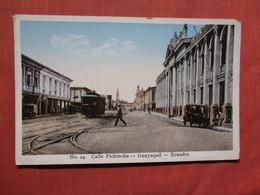Calle Pichincha Guayaquil  Ecuador  Ref 3758 - Ecuador