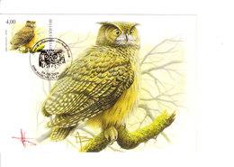 Buzin - Hibou Grand-duc - 1985-.. Birds (Buzin)