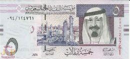 SAUDI ARABIA 10 RYIALS 2007 PICK 33a UNC - Saoedi-Arabië