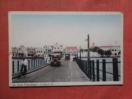 CURACAO DWI - Queen Emma Bridge    Ref 3758 - Curaçao