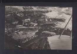 Dännemark AK Frederikshavn Vom Flugzeug 1933 - Dinamarca