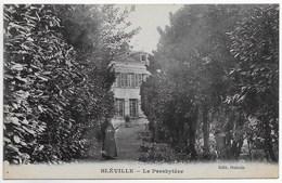 CPA 76 LE HAVRE BLEVILLE LE PRESBYTERE - Le Havre