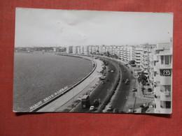 RPPC  Marine Drive Bombay  Stamp Peeled Off Back  India    Ref 3758 - India