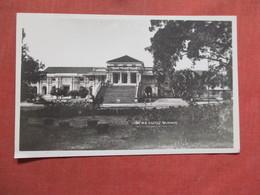 RPPC  The Old Castle Of Johore   India    Ref 3758 - India