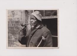 BOSTON MAN OLDEST CIVIL WAR VETERAN WILLIAM SMALLWOOD LINCOLN COLUMBIA REGIMENT   20*15CM Fonds Victor FORBIN 1864-1947 - Guerra, Militares