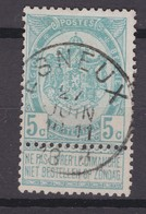N° 56 ESNEUX - 1893-1907 Armoiries