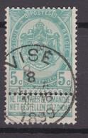 N° 56  VISE - 1893-1907 Coat Of Arms