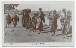 An Afghan Family - Afghanistan