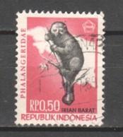 Indonesia - Irian Barat 1968 Mi 27 Canceled - Indonesië