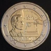 Luxemburg  2019  2 Euro Comm. 100 Jaar Stemrecht - 100 Anniv. De Vote  UNC Uit De Rol - UNC Du Rouleaux !!!! - Luxembourg