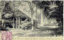 PAMPLEMOUSSES - Mauritius - Afrique - Jardin Botanique - Nouveau Kiosque - Sendet 1909 - Mauritius