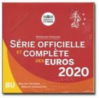 Frankrijk  2020  BU Met De 8 Munten - Coffret Avec Les 8 Pièces  Zeer Zeldzaam - Extréme Rare !!! - France
