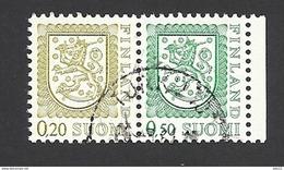 Finnland, 1977, Mi.-Nr. 818 + 785, Gestempelt - Gebraucht