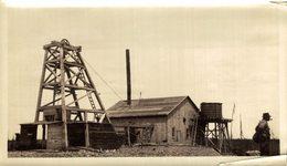 LOT OF 30 FOTOS 1924 CANADA MINING ROUYN ALDERMAC  QUEBEC MINES MINA  15*9CM Fonds Victor FORBIN 1864-1947 - Profesiones