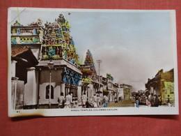 Sri Lanka (Ceylon)  Hindu Temple    Ref 3758 - Sri Lanka (Ceylon)