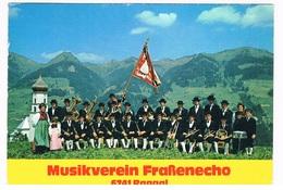 A-4121   RAGGAL : Musikverein Frassenecho - Bludenz