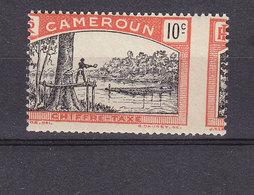 CAMEROUN TAXE 4 PIQUAGE A CHEVAL      LUXE NEUF SANS CHARNIERE - Cameroun (1915-1959)