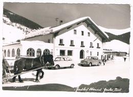A-4123   GERLOS : Gasthof Oberwirt ( Tankstelle ) - Gerlos