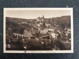 UZERCHE - CORREZE - VUE PANORAMIQUE - Uzerche