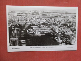 Africa > Morocco > Casablanca  RPPC  Ref 3758 - Casablanca
