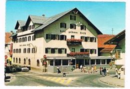 A-4131  REUTTE : Hotel Goldener Hirsch - Reutte