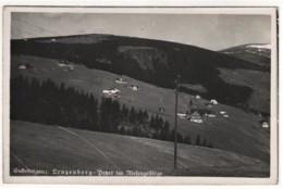 Petzer Pec Pod Snezkou - S/w Lenzenberg Petzer Im Riesengebirge Gelaufen Von Groß Aupa - Sudeten