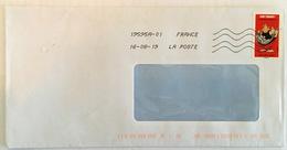 FRANCE 2019 Asterix Goscinny Ordralfabetix POSTE 19595A - 01  Ile De La Reunion - 1961-....