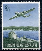 TURKEY 1950 - Mi 1248 MNH (postfrisch) VF - Airmail