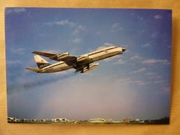 AIRLINE ISSUE / CARTE COMPAGNIE   DELTA AIR LINES   CONVAIR 880 - 1946-....: Era Moderna