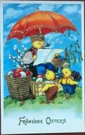 (2048) Fröliche Ostern ! - Vertel Ons - Wat Staat Er In De Krant ? - Pasen