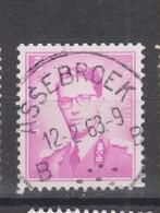 COB 1067 Oblitération Centrale ASSEBROEK - 1953-1972 Brillen