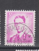 COB 1067 Oblitération Centrale HAMME - 1953-1972 Brillen
