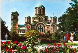 Beograd-traveled -FNRJ - Serbie
