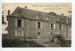 Carsac Hôpital Hospice De Saint Rome - Otros Municipios
