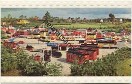 Legoland - Miniland - Rangerterraen - Rangiergelände - Dinamarca