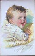 (2053) Baby Met Blauwe Ogen - Autres Illustrateurs