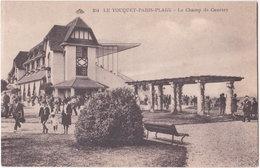 62. LE TOUQUET-PARIS-PLAGE. Le Champ De Courses. 214 - Le Touquet